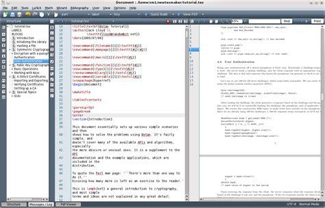 latex tutorial pdf windows texmaker file extensions