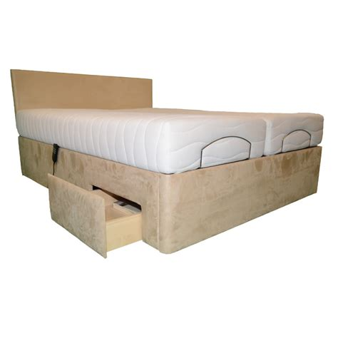 dual adjustable beds the florence wall hugger adjustable bed
