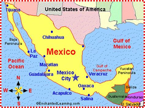 map of the mexico mexican jumping beans mrs warner s 4th grade classroom