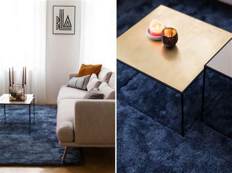 günstige moderne teppiche k 252 che schwarz lack