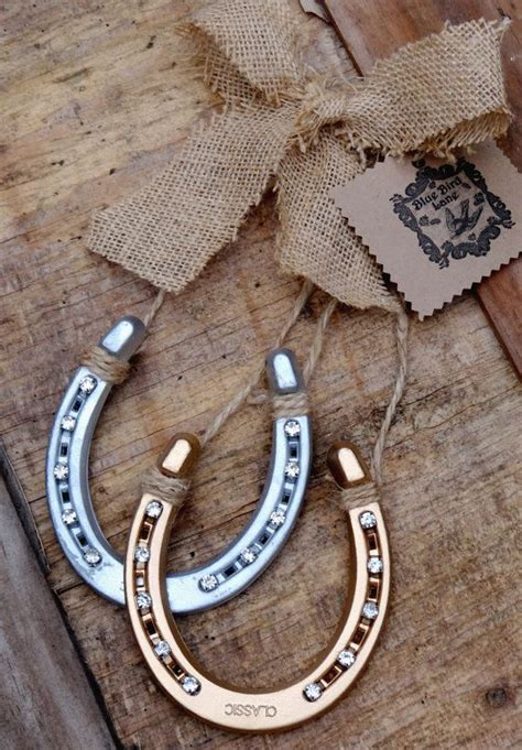 Horseshoe Wall Decor by Metallic Lucky Horseshoe Wall Decor In Gold Or Silver