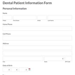 patient information form template read book patient demographics sheet print