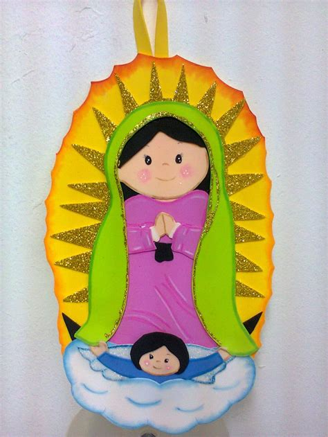 imagen virgen maria en foamy 17 best images about virgencita on pinterest madeira