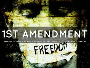 Freedom To Assemble Is Outlined In Which Amendment by 1st Amendment By Savanna Zabawa