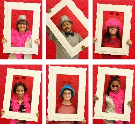 valentines photo booth the world s catalog of ideas