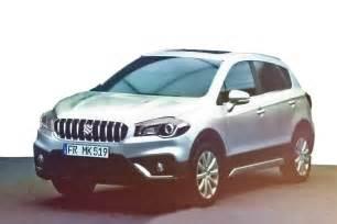 new sx4 car new suzuki s cross pictures leak pictures auto