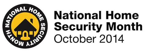 more handles national home security month