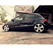 Gol G5 Rebaixado Com Rodas BMW X6 Aro 18