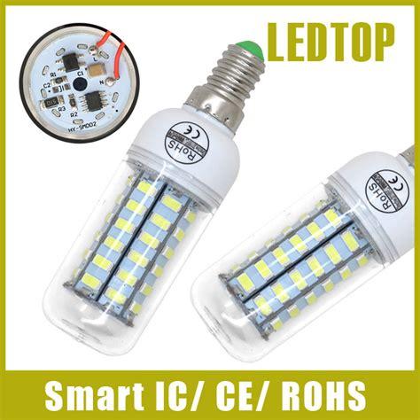 smart drive light meanings new bombillas ce rohs smart ic drive e14 220v led light 24