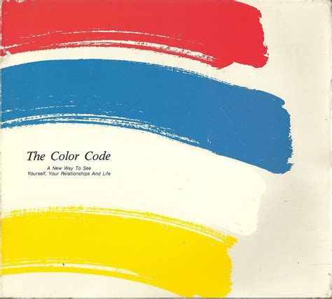 the color code test the color code book test coloring page