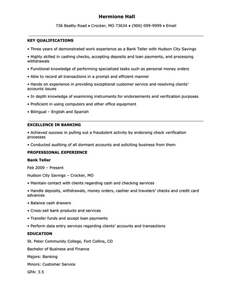 resume exle multitasking resume ixiplay free resume