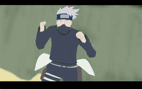 wallpaper kakashi gif young kakashi wallpaper wallpapersafari