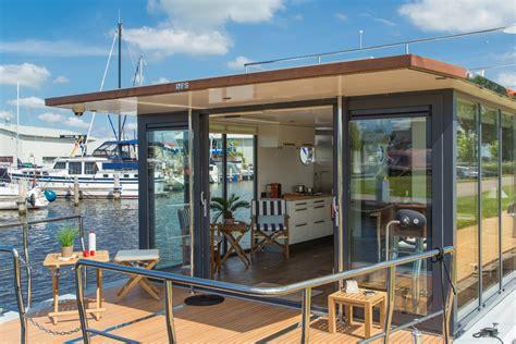 houseboat nederland van idee naar plan naar realiteit het ondernemersbelang