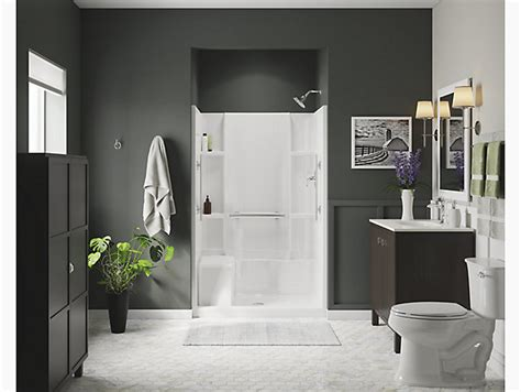 accord  seated shower  aging  place grab bars