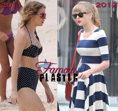 has taylor swift had a secret boob job insiders reveal taylor swift before and after breast implants and plastic