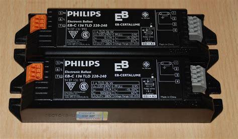 Lu Tl Philips 36 Watt 2016 new philips electronic ballast for 36w fluorescent l