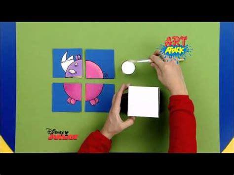 Disney Junior Attack Puzzle D Animaux En