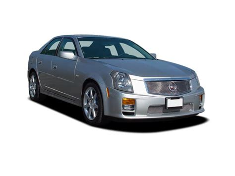 2005 Cadillac Cts Price Used 2005 Cadillac Cts Reviews And Rating Motor Trend