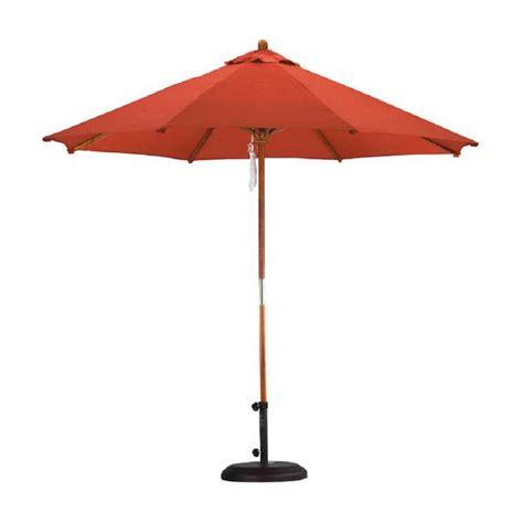 Umbrella For Patio - shop california umbrella brick market patio umbrella
