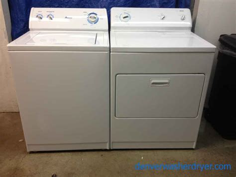 amana washer and dryer large images for kenmore amana washer dryer newer mix set 547