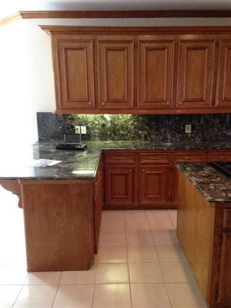 ugly kitchen cabinets 17 best images about before and after on pinterest fixer