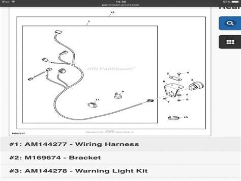 deere 825i wiring diagram deere 425 wiring