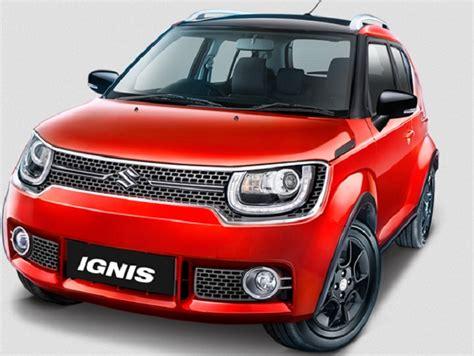 Suzuki Ignis Cover Penutup Mobil suzuki ignis harga dan spesifikasi juni 2017