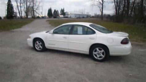 lakeview motors elkhart in purchase used 2002 pontiac grand prix se sedan 4 door 3 1l