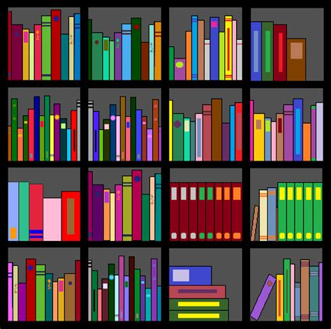 Clip Art Book Shelf Clipart Clipart Suggest Artistic Bookshelves