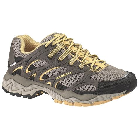 merrell trail running shoes womens s merrell 174 ntr seismic trail running shoes 211940