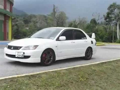 2005 mitsubishi ralliart lancer ralliart 2005 youtube