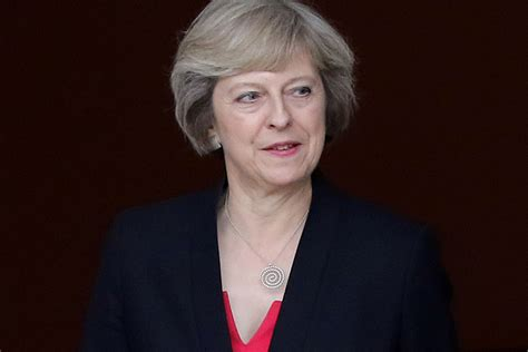 full conservative cabinet list meet theresa mays top tories