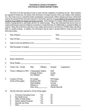 Sleofincidentreportmurder Fill Online Printable Fillable Blank Pdffiller Homicide Report Template