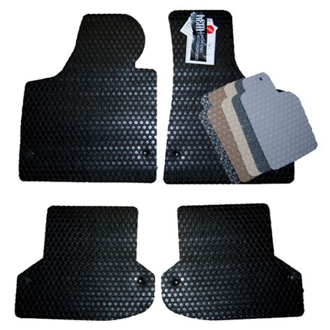 Tiguan Floor Mats by Volkswagen Tiguan Custom All Weather Floor Mats