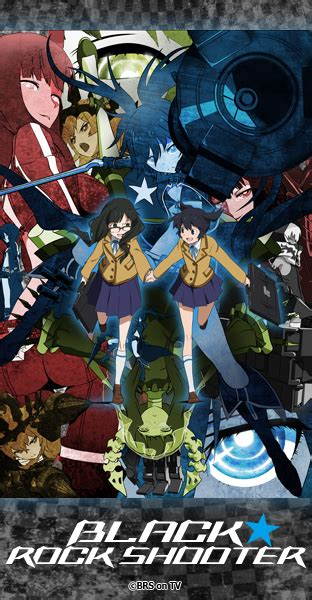nico anime channel nico nico channel to black rock shooter with subs