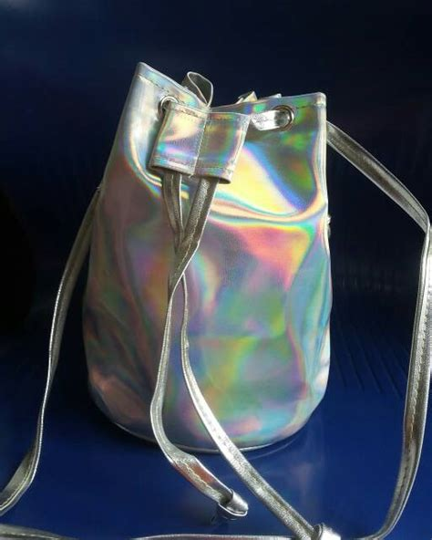 Tas Selempang Korea Mini Sling Bag Wool Branded Furla jual hologram holo tas serut mini sling bag stuff
