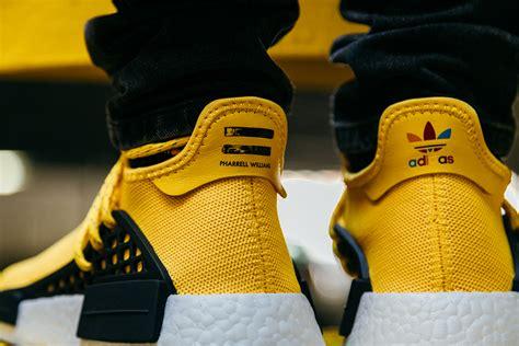 adidas nmd human race another on feet look at the pharrell x adidas nmd human