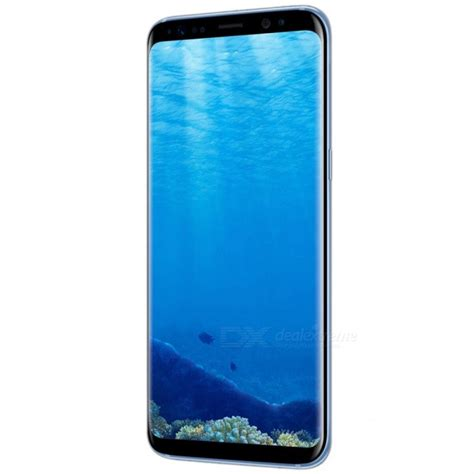 Samsung S8 Single Sim Samsung S8 Single Sim 6 2 Quot Phone W 4 64gb Blue Kr