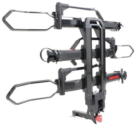 Yakima Tray Bike Rack by Yakima Dr Tray 3 Bike Platform Rack 2 Quot Hitches Tilting