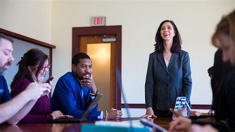 Executive Mba Georgetown Cost by Put My Phone Professor Creates More Realistic