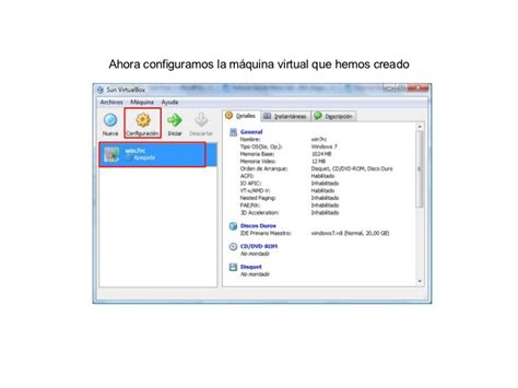 tutorial windows 10 virtualbox tutorial para instalar windows 7 en sun virtualbox