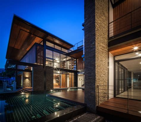 home design architect near me surprising bridge house in thailand accommodating a two
