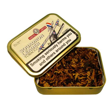 Samuel Gawith Squadron Leader samuel gawith squadron leader mixture pipe tobacco