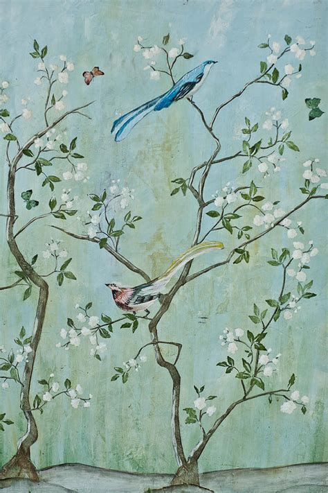chinoserie wallpaper sweet chinoiserie painting sweet chinoiserie