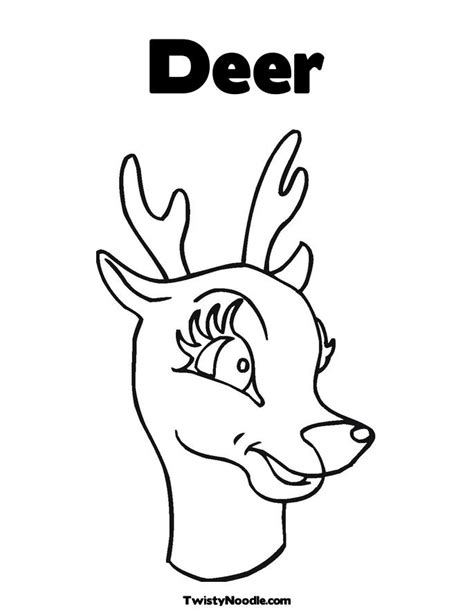 coloring page browning deer free coloring pages of browning sign