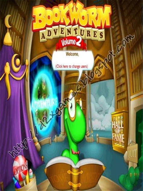 popcap games bookworm adventures 2 free download full version bookworm adventures 2 free download games