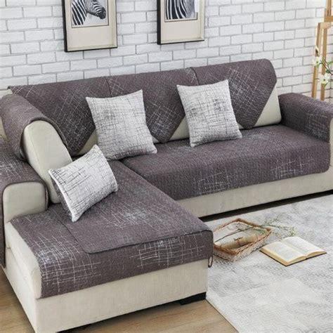 capa para sofa de canto fotos capa para sof 225 artesanal como fazer fotos artesanato