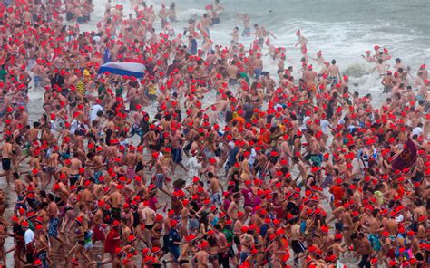 new year s dive must see holland tourist information