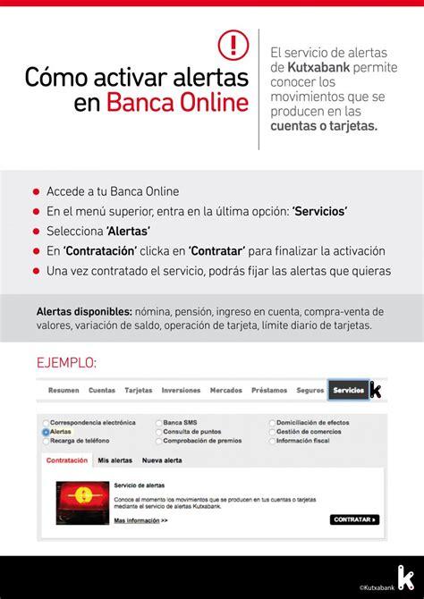 banca online particulares banca online bbknet particulares la banca online de kutxabank