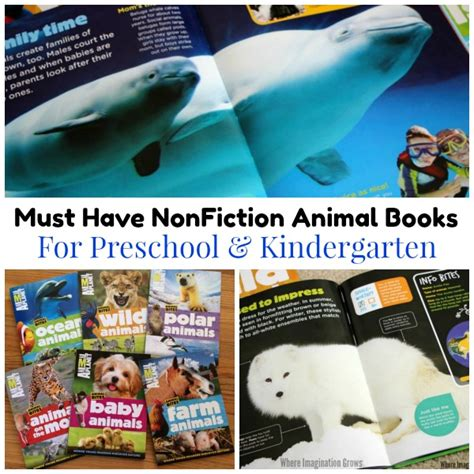 Early Learning Book Animal Dan Animal Planet Pets Activity Book must nonfiction animal books for where imagination grows